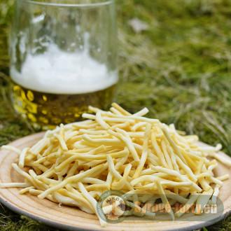Sýrové špagetky 230g uzené