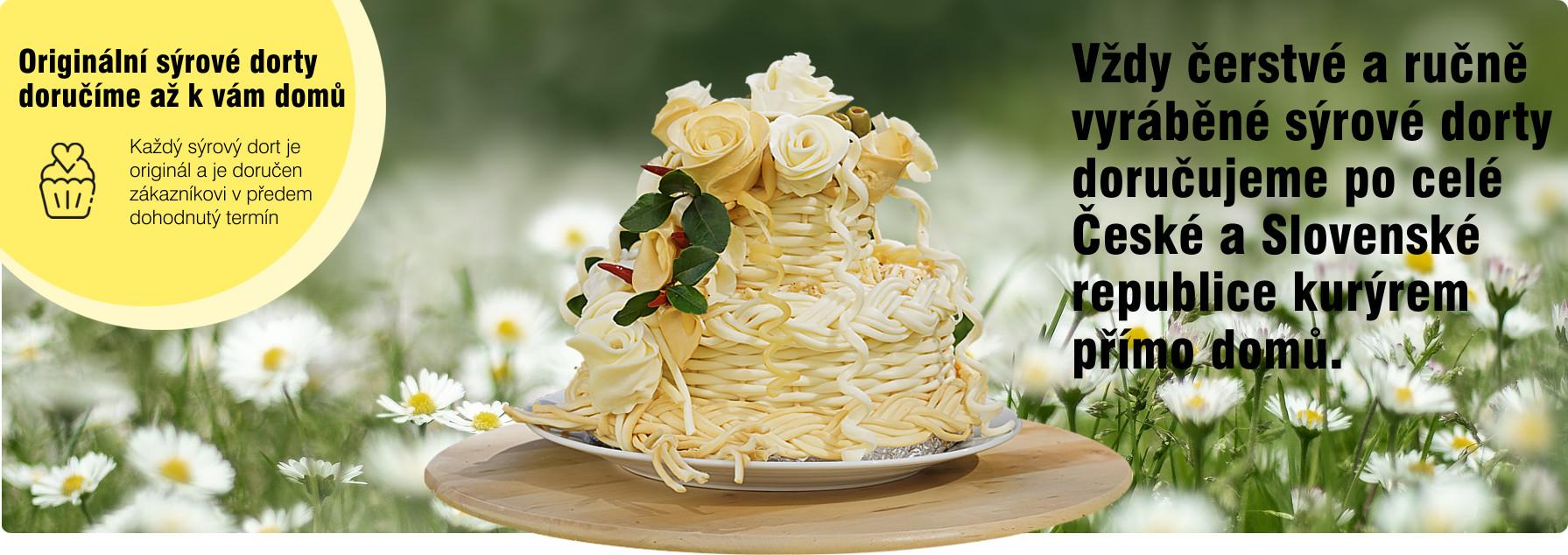syrové dorty