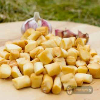 Sýrové mlsy česnekovo-uzené 250g